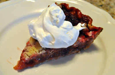 This strawberry rhubarb pie is my favorite thing to make each spring. The crumble top is by far one of my favorite parts of this recipe.