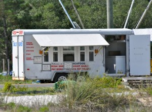 Dail's Seafood Trailer