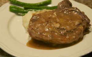 Crock Pot Pepsi Pork Chops
