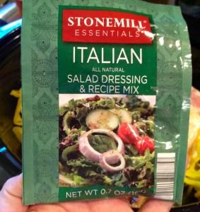 Italian Salad Dressing and Spice Mix