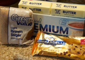saltine toffee ingredients