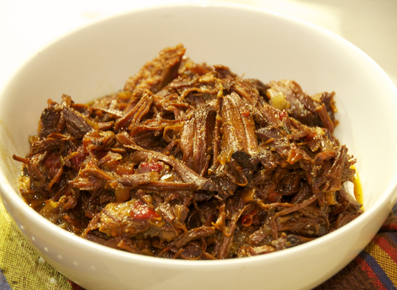 Dr. Pepper Crock Pot Beef