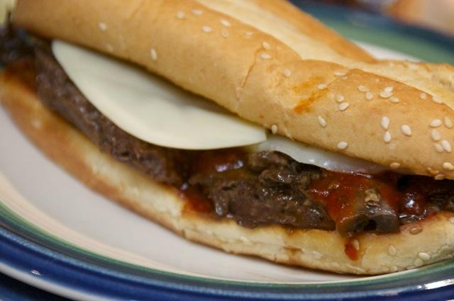 Joe's Italian Steak Sandwiches