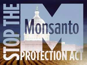 Monsanto Protection Act