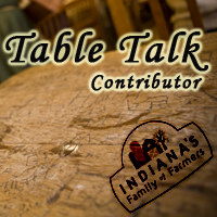 Table Talk Contributor for Indiana Family of Farmers