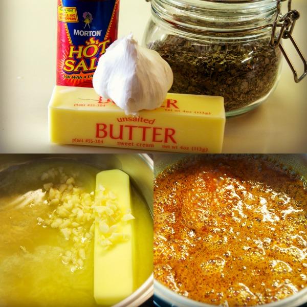 Spicy Garlic Chicken Leg seasoning