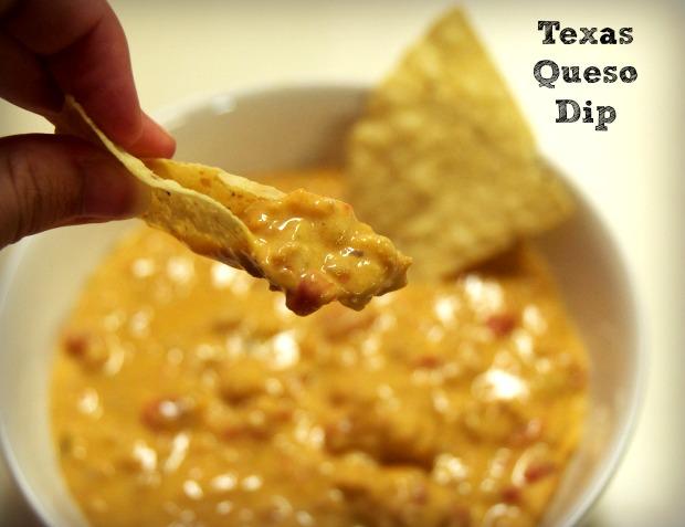 Texas Queso Dip