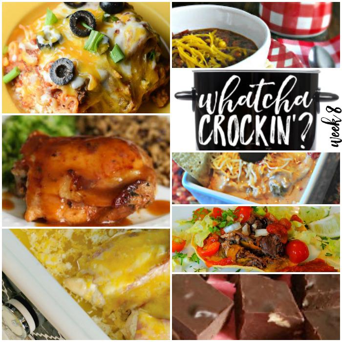 Crock Pot Chili – Whatcha Crockin' – Week 8