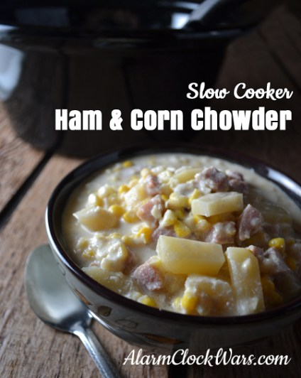 This week's Whatcha Crockin' crock pot recipes include Slow Cooker Ham and Corn Chowder, Bacon Double Cheese Dip, Slow Cooker Brown Sugar Applesauce, Slow Cooker Au Gratin Potato Soup, Slow Cooker Braised Beef Shortribs, Italian Beef Sandwiches, Crock Pot Creamy Bacon Ranch Sandwiches and much more!