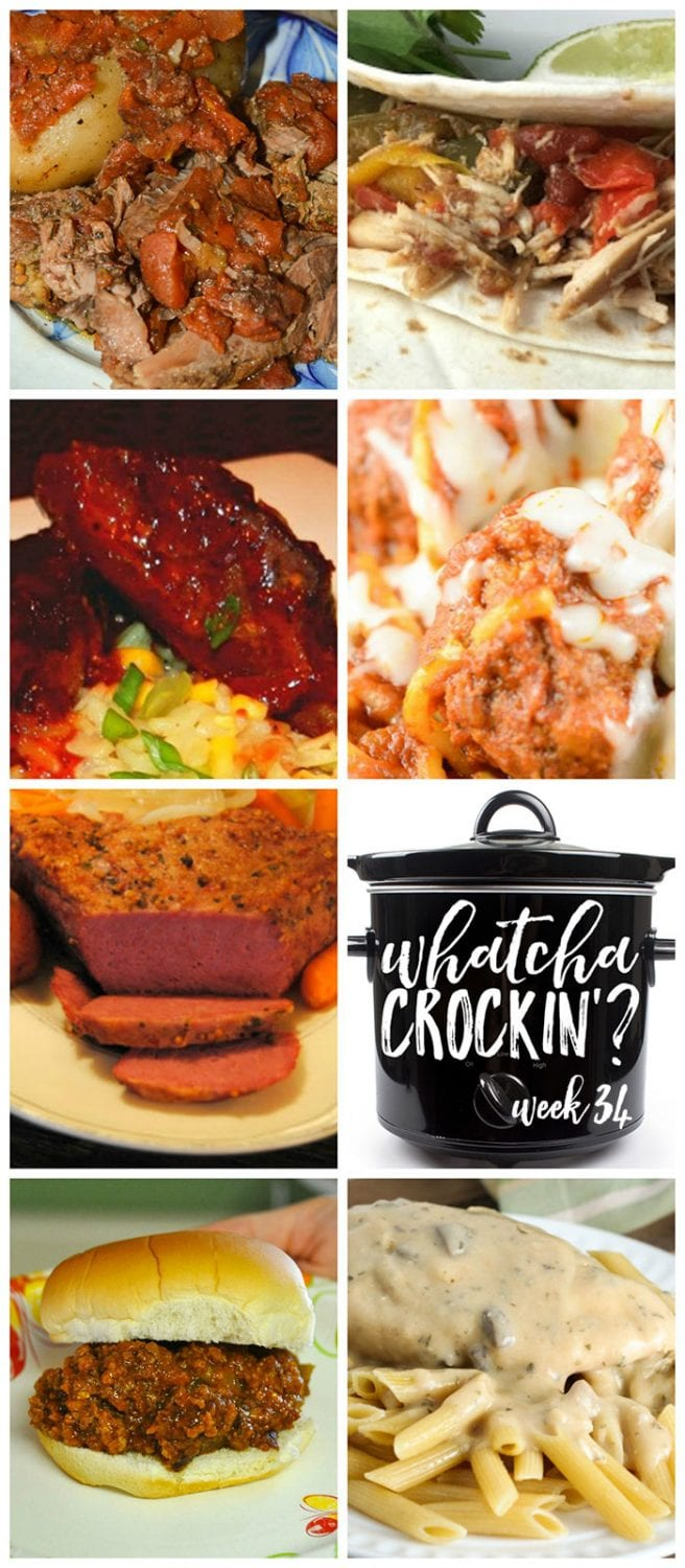 Crock Pot Chicken Fajitas – Whatcha Crockin' – Week 34