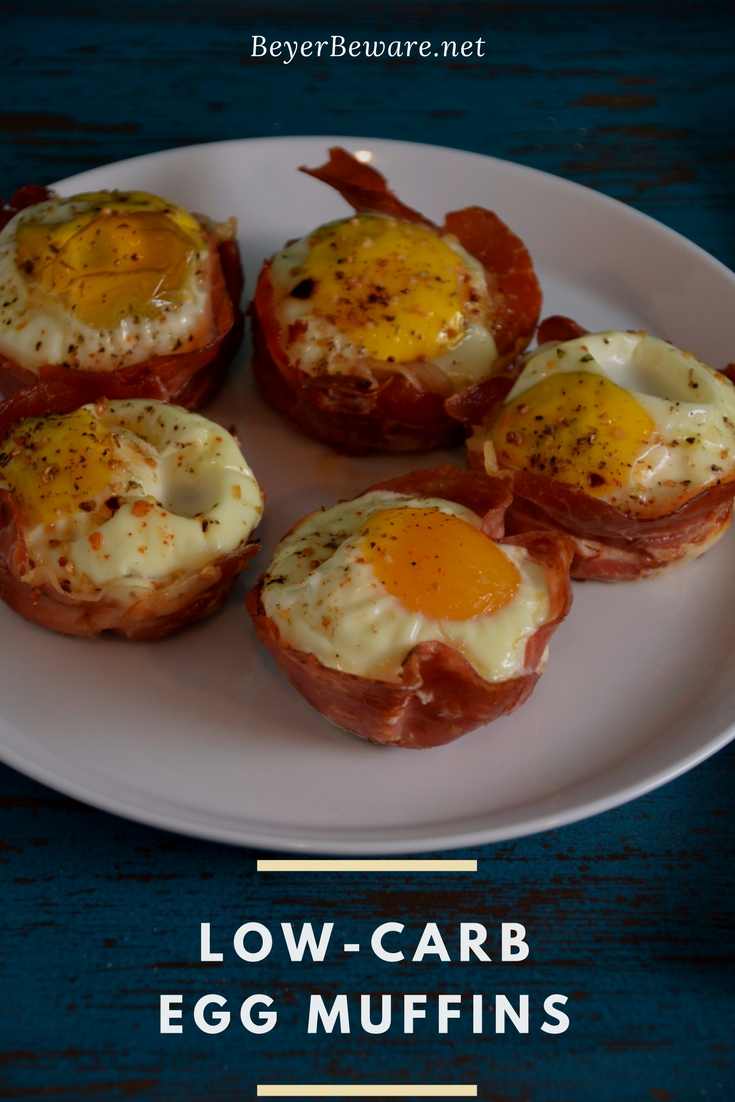 On the search for a low-carb breakfast to hold in your hand. Low-carb egg muffins are the breakfast recipe to make.