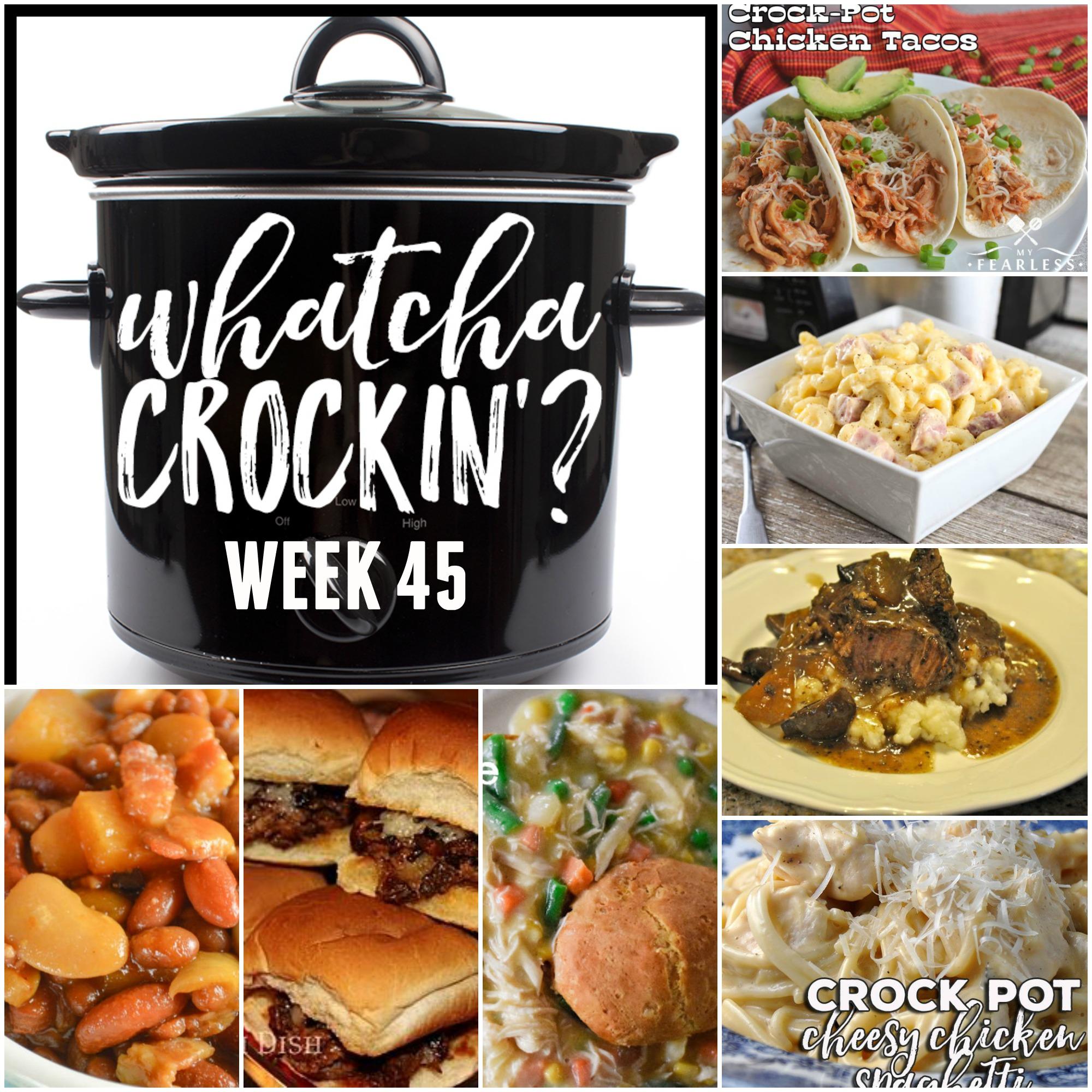3 Envelope Crock Pot Beef Sliders – Whatcha Crockin' – Week 45