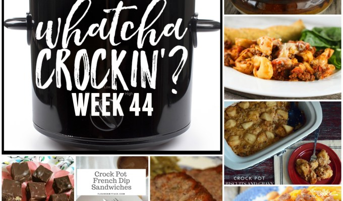 Crock Pot Meatloaf – Whatcha Crockin' – Week 44