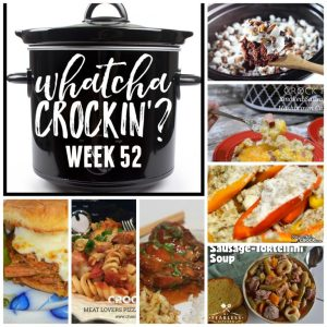 Crock Pot Meat Lovers Pizza Casserole – Whatcha Crockin' – Week 52