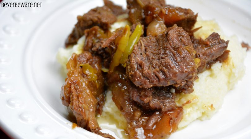 Instant Pot Butter Beef - Keto, Low-Carb Recipe