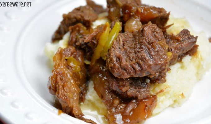 Instant Pot Butter Beef – Keto, Low-Carb Recipe