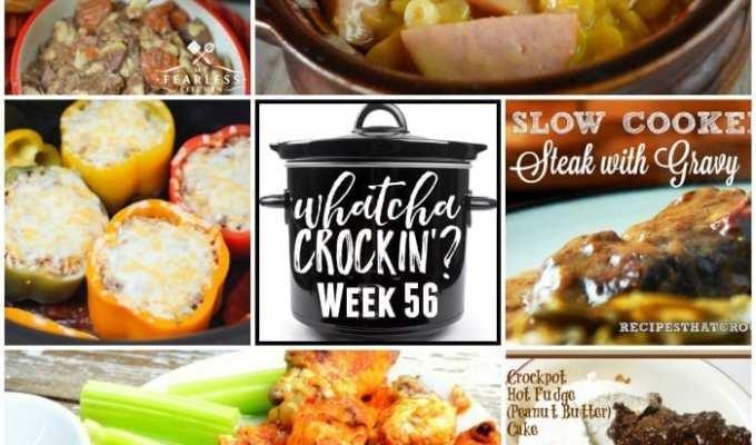 Slow Cooker Beef and Noodles – Whatcha' Crockin – Week 56