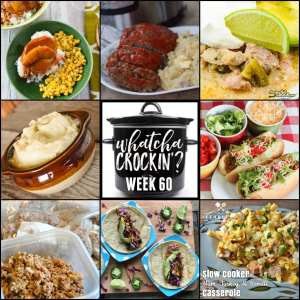 Instant Pot Meatloaf – Whatcha Crockin' – Week 60