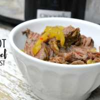 Crock Pot Butter Beef - Keto Crock Pot Beef Roast