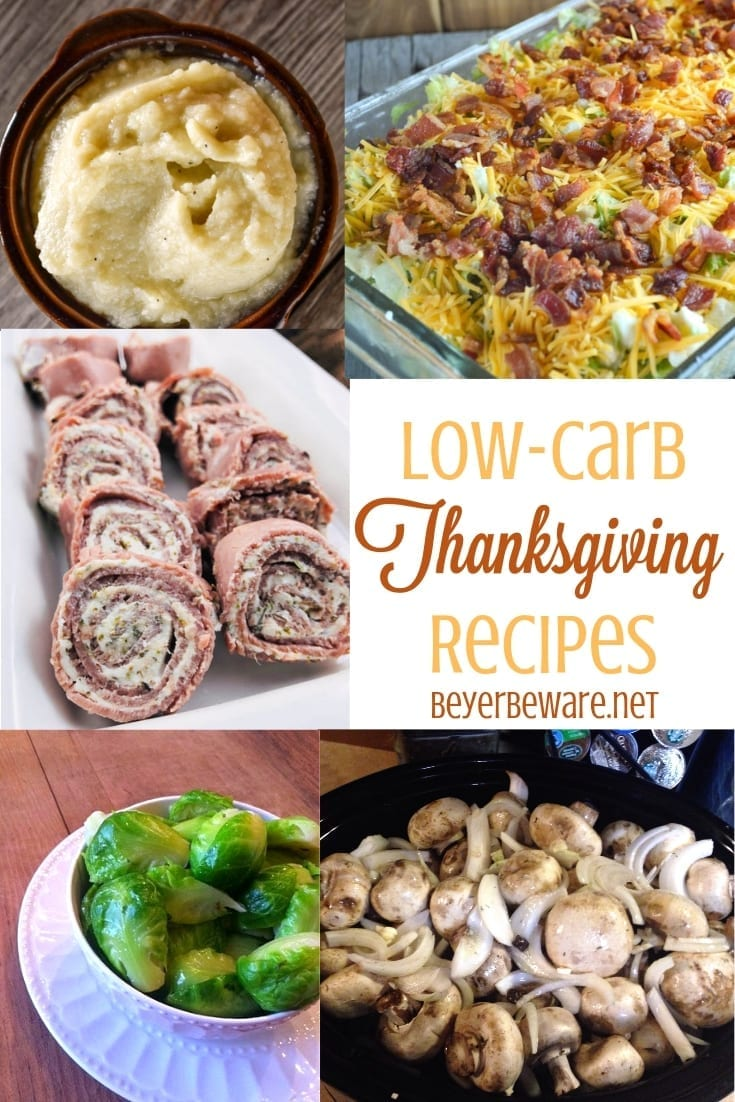 I have the solution for every meal on Thanksgiving Day to help you be prepared for all your guests to enjoy their breakfast, lunch, and dinner without feeling like they missed out. #Lowcarb #Keto #Thanksgiving