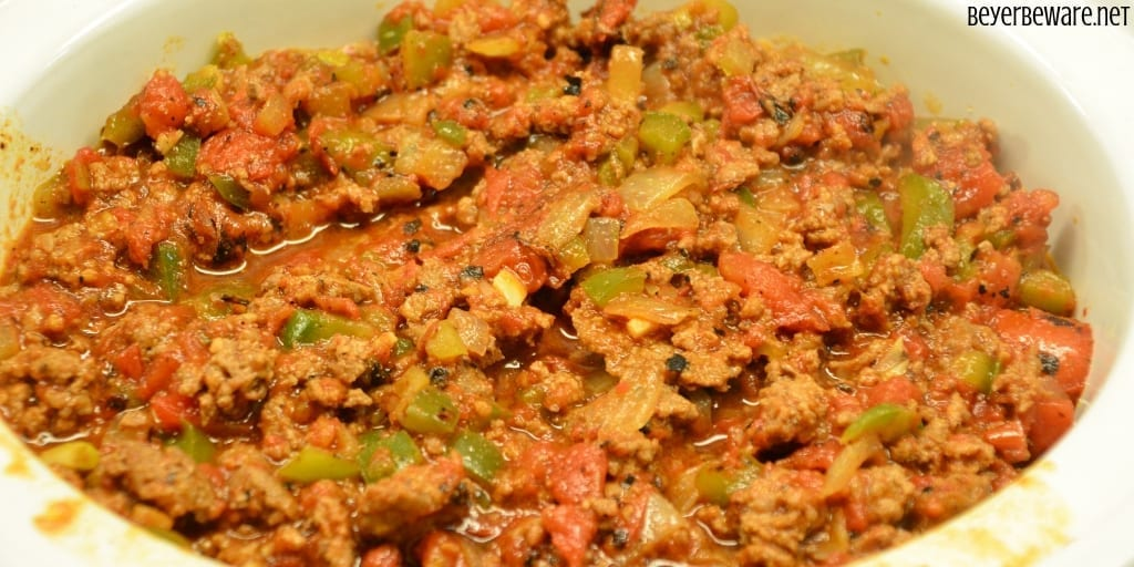 Crock Pot Low Carb Taco Chili Dogs Casserole is a quick meal cooked in a casserole crock pot while your run around to evening activities.#Lowcarb #Keto #CrockPot #Casserole