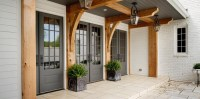 Integrity Fiberglass Patio Doors Denver