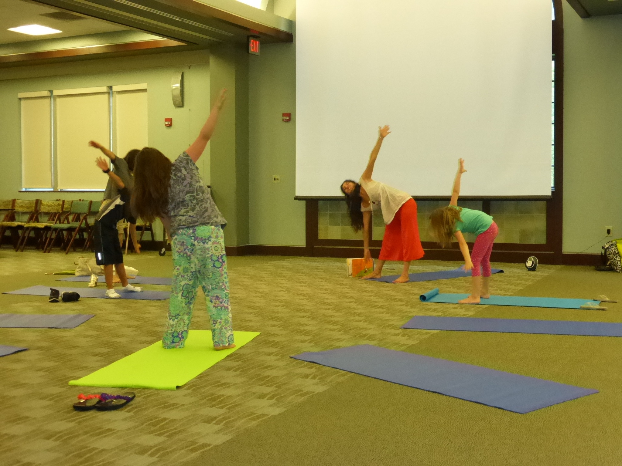 5 Essential Ingredients for Kids Yoga Classes