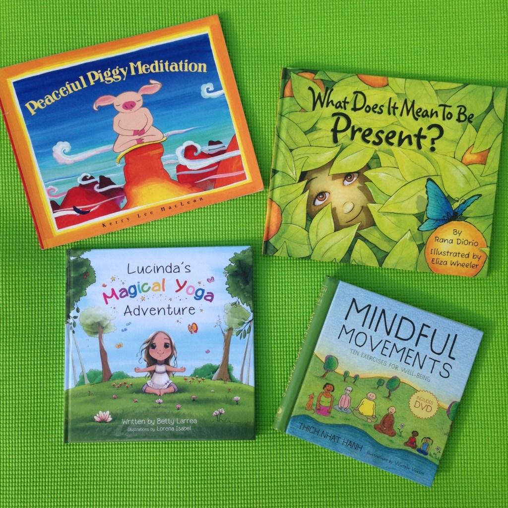 Books Make Yoga Come Alive!