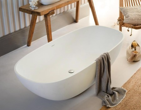 Waters Elements- Dawn Freestanding Bath (1700mm)