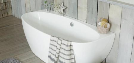 Waters Natura - Cove Back-to-Wall Bath 1