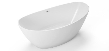 Waters i-Line - Spa Freestanding Bath 3