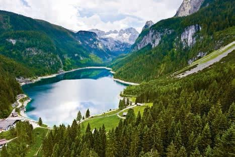 Gosausee, Austria