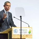 barack-obama-president-of-united-state-of-america-delivering-his-speech-at-the-paris-cop21-united-nations-conference-on-climate-change