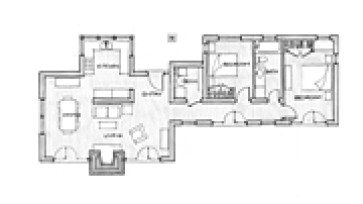 Versatile Adobe Floor Plan