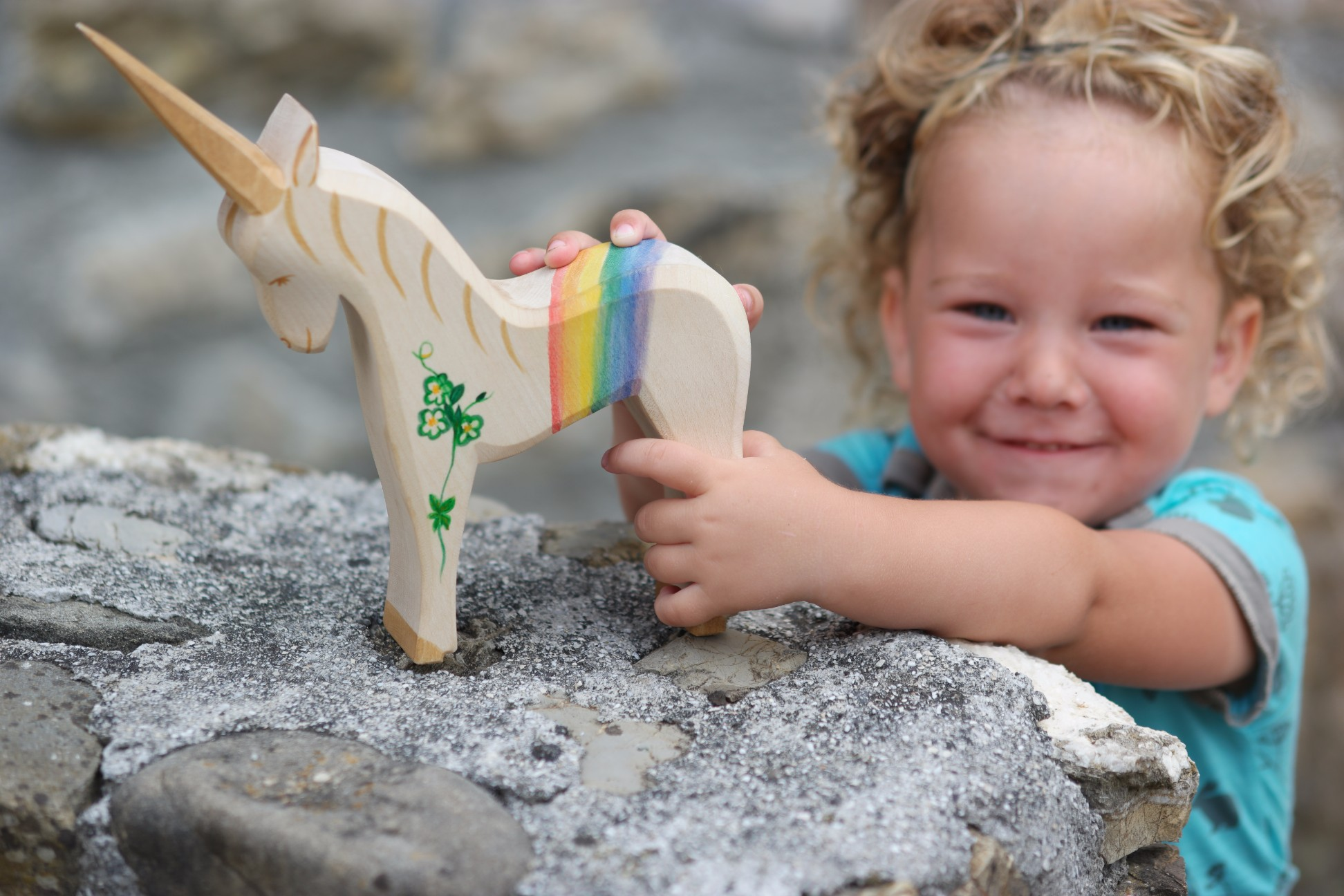 Why We Love Wooden Toys Beyond Babywearing