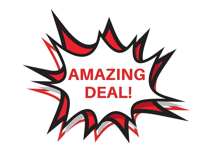 Copy of DEAL- AMAZING DEAL
