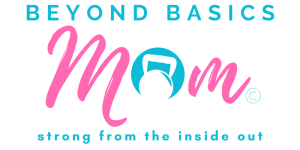 Mom Fitness Logo w brand motto (2)