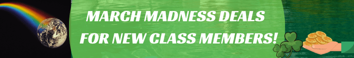 March Madness Deals for New Class Members