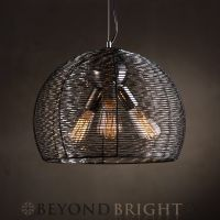 Modern Pendant Light DOME Chandelier Ceiling Hanging Lamp ...