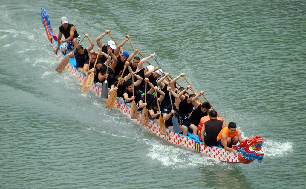 Dragon Boat Races TW