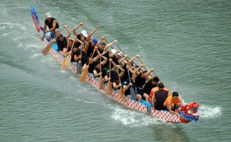 A Brief History of Modern Dragon Boat Racing