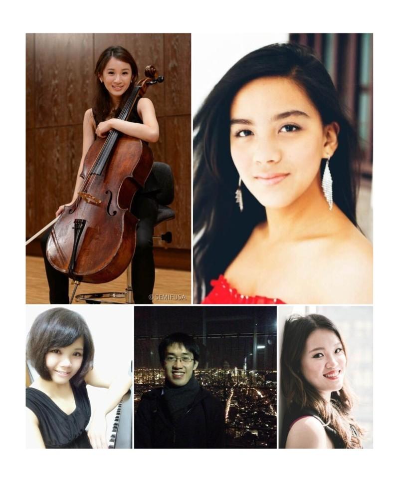 TECO Concert Collage
