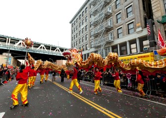 [Updated] Year of the Monkey Chinese New Year Events in NYC