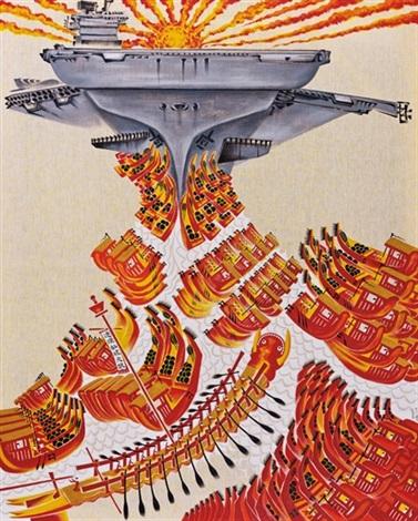 Wang Fei – Frigates War