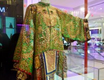 Costumes from the Museum of Chinese in America Bring Elegance to Macy's Year of the Rooster Displays