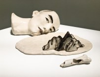 Enduring but Fragile Coexistence in Geng Xue's 'Mount Sumeru'