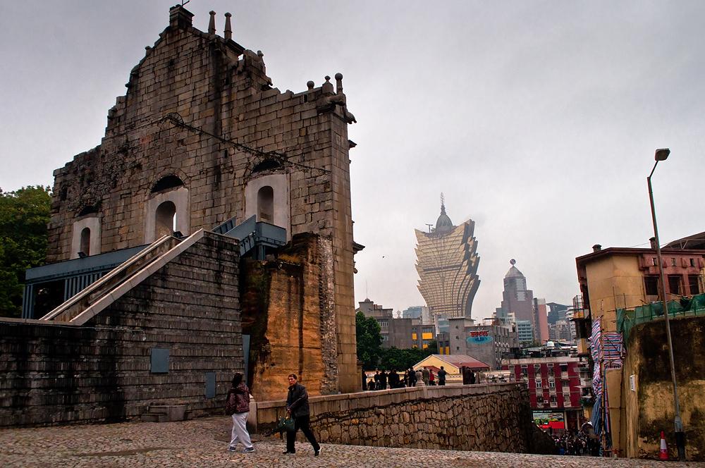 Andy Enero – Macau