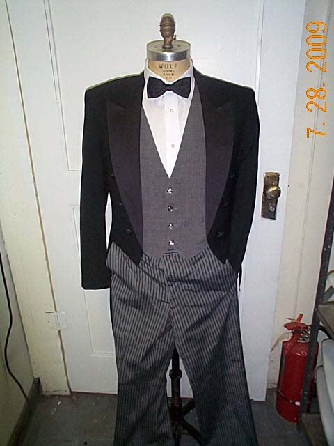 butler uniform  Beyond Costumes
