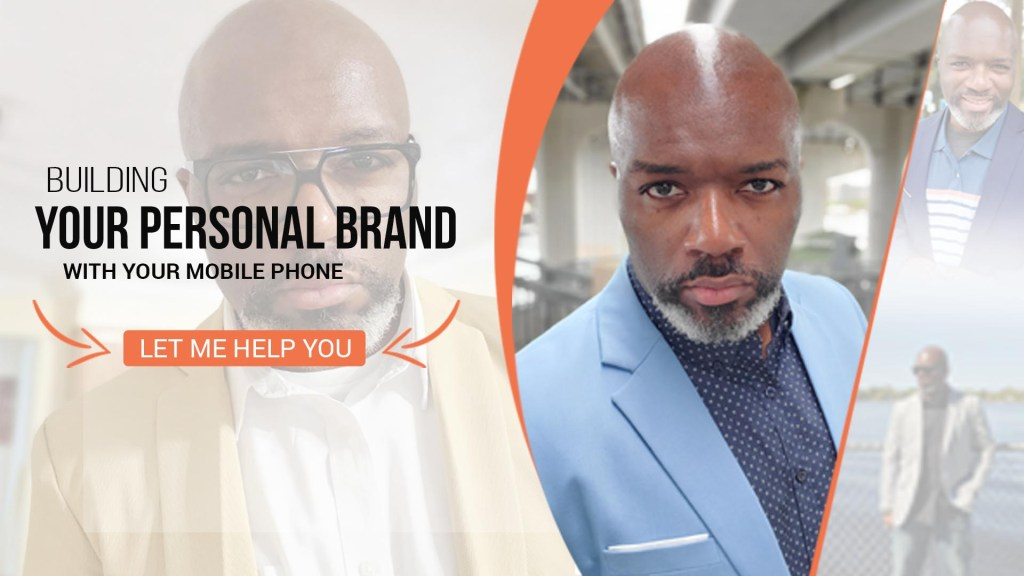 Personal Brand With Your Mobile Phone