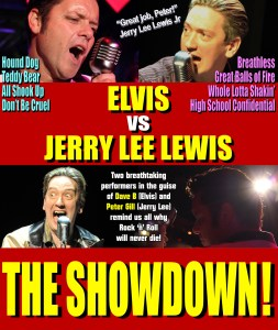 Elvis vs Jerry Lee Lewis